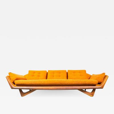 Adrian Pearsall Gondola Sofa by Adrian Pearsall for Craft Associates