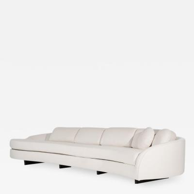 Adrian Pearsall Iconic Adrian Pearsall Cloud Sofa c 1950s