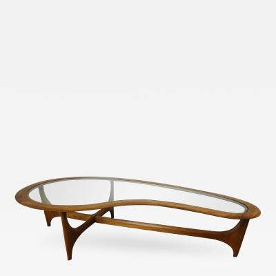 Adrian Pearsall Large Coffee Table by Adrian Pearsall 1960