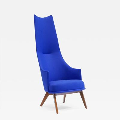 Adrian Pearsall Mid Century High Back Chair