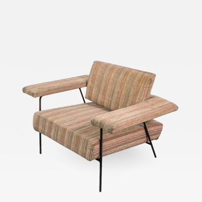 Adrian Pearsall Rare Adrian Pearsall Lounge Chair for Craft Associates