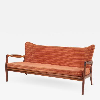 Adrian Pearsall Wing Sofa by Adrian Pearsall