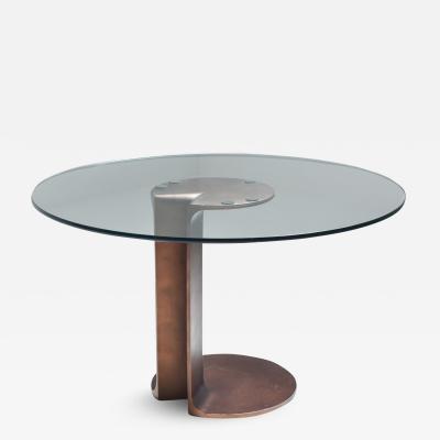Afra Tobia Scarpa Afra Tobia Scarpa bronze table TL59 1975