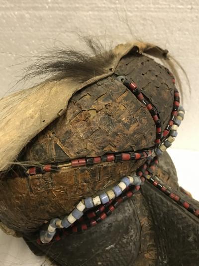 African Kuba Mask