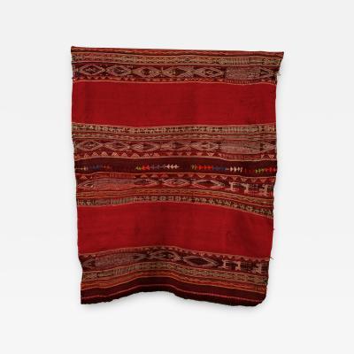 Aguayo Textile Alto Peruvian Northern Argentina ca 1920