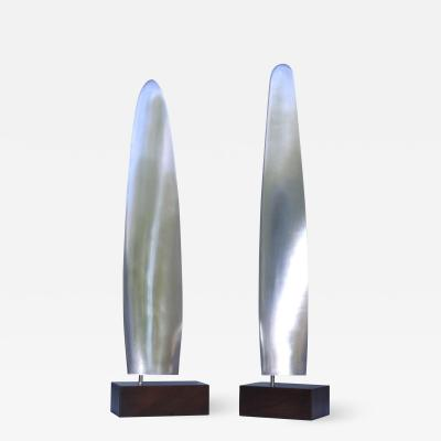 Airplane Propeller Modernist Sculptures