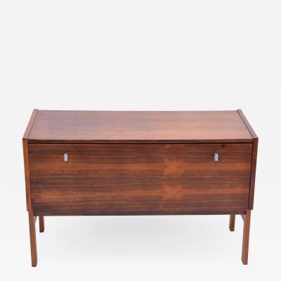 Aksel Kjersgaard Rare 1960s Music Cabinet by Aksel Kjersgaard produced by Odder