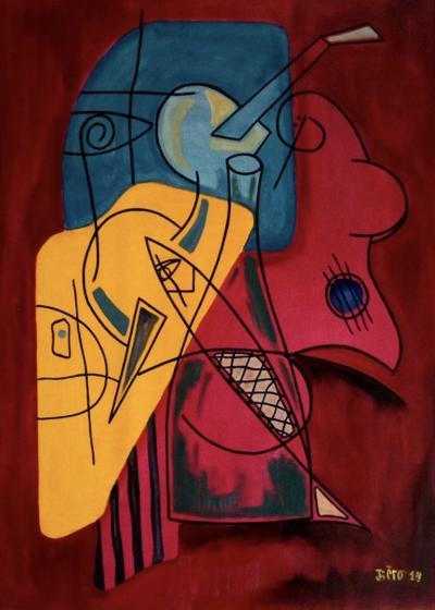 Alain Beraud Composition Synthetique
