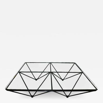 Alain Chervet Sculptural Table Designed by Alain Chervet