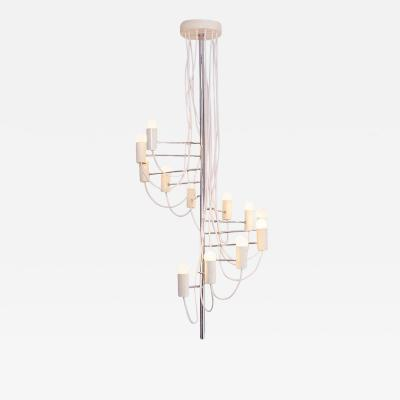 Alain Richard Alain Richard A16 Chandelier for Disderot France 1950s
