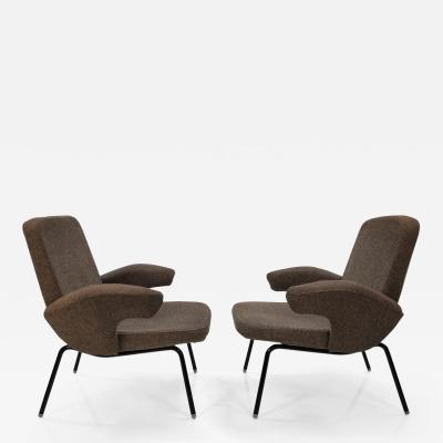 Alan Fuchs Very Rare Armchairs by Alan Fuchs for Experimental Housing Set of Two