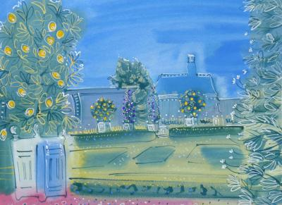 Alan Halliday Alan Halliday Gardens at Ch teau de Saint Loup sur Thouet