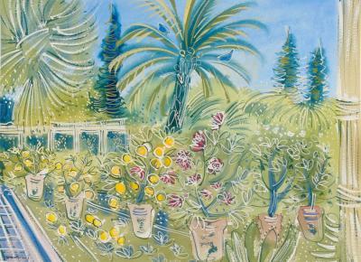 Alan Halliday Alan Halliday Gardens at the Villa Oasis