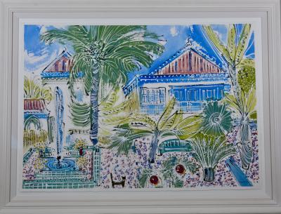 Alan Halliday Alan Halliday Villa Oasis 2019