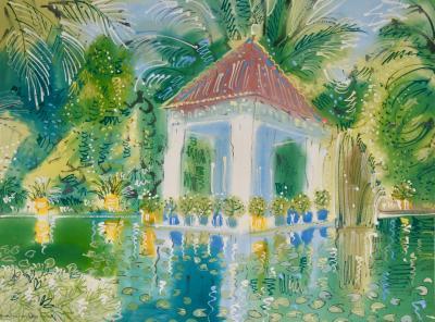 Alan Halliday The Villa Oasis