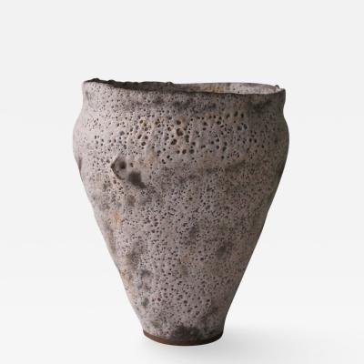 Alana Wilson Purity Cycladic Unique Vase by Alana Wilson
