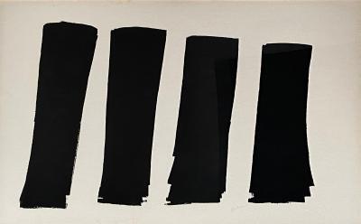 Albert Chubac Albert Chubac Painting circa 1950 France