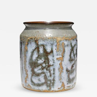 Albert Green Ceramic Vase by Albert Green 1914 1994