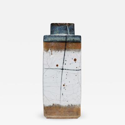 Albert Green Large Rectangular Ceramic Vase by Albert Green 1914 1994