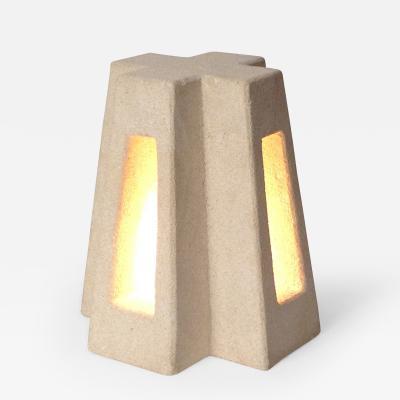 Albert Tormos Limestone Lamp