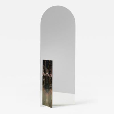Alberto Bellamoli Autem Floor Mirror by Alberto Bellamoli