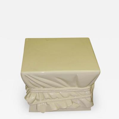 Alberto Pinto French Surrealist Table or Bench by Alberto Pinto for Nobilis Paris