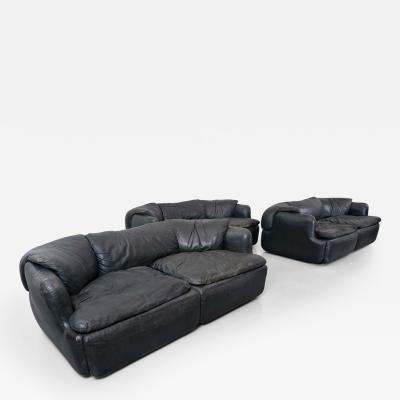 Alberto Rosselli Confidential Sofa By Alberto Rosselli For Saporiti