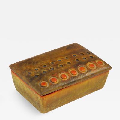 Aldo Londi Aldo Londi Bitossi Ceramic Box