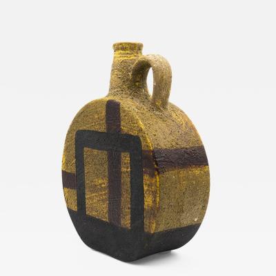 Aldo Londi Rare Pitcher Vase for Bitossi