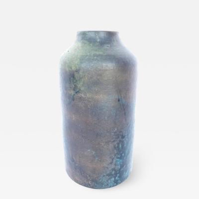 Aldo Londi Spectacular Estuscan Decor Italian Vase by Aldo Londi for Bitossi