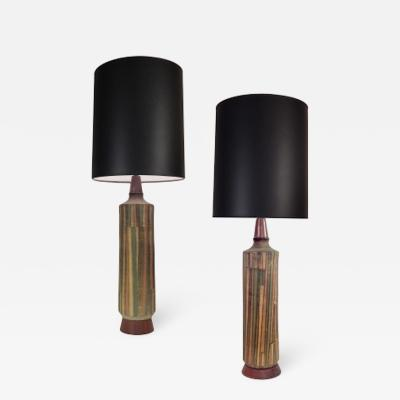 Aldo Londi Tall Aldo Londi Table Lamps