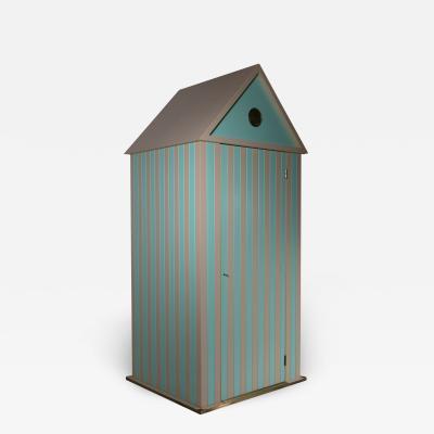 Aldo Rossi Monumental Cabina dellElba One Off piece by Aldo Rossi