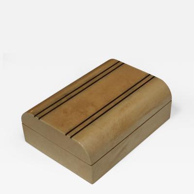 Aldo Tura Aldo Tura Goatskin Box