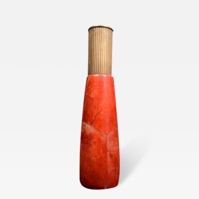 Aldo Tura Aldo Tura Parchment Pepper Shaker