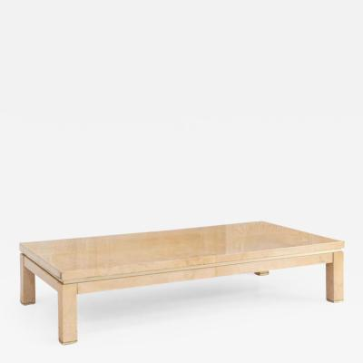 Aldo Tura Aldo Turas Coffee Table