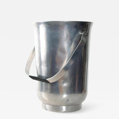 Aldo Tura Mid Century Vintage Modern Italian Ice Bucket Champagne Cooler