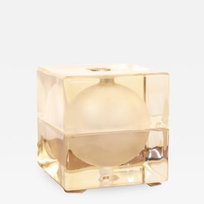 Alessandro Mendini Alessandro Mendini Glass Square Lamp