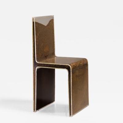 Alessandro Mendini Alessandro Mendini Limited Terra Chair for Bracciodiferro Italy 1974