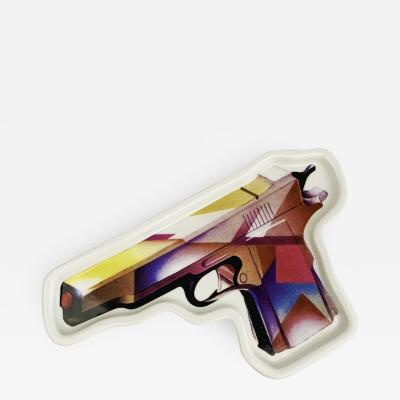 Alessandro Mendini Gun Tray 2016