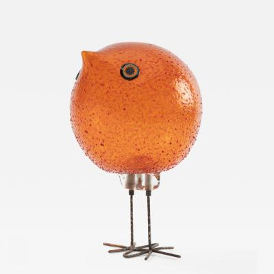 Alessandro Pianon Orange Vistosi Bird