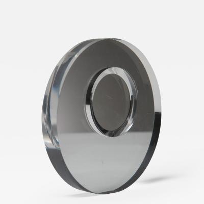 Alessio Tasca Plexiglass Sculpture by Alessio Tasca for Fusina