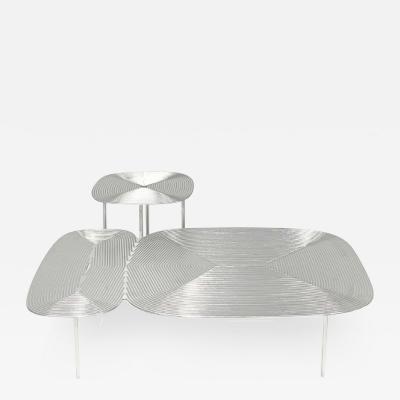 Alex Brokamp Alex Brokamp Aluminum Collate Tables