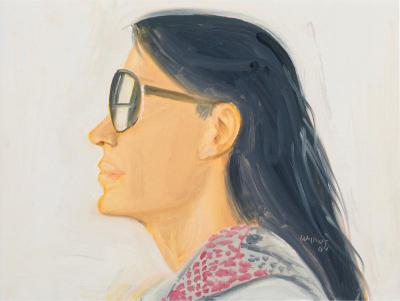 Alex Katz Carmen