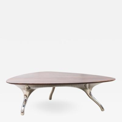 Alex Roskin Alex Roskin Grand Asymmetric Dining Table USA