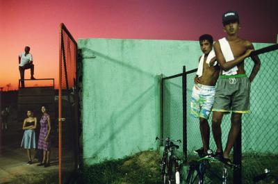Alex Webb Sancti Spiritus Cuba 1993