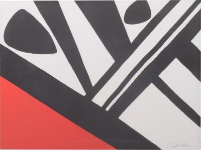 Alexander Calder Alexander Calder LAcier du constructeur c 1965 edition artist prof