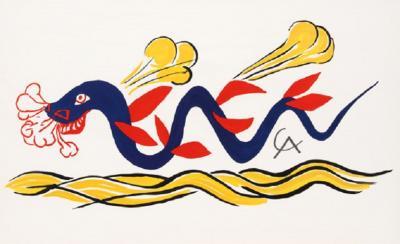 Alexander Calder Beastie