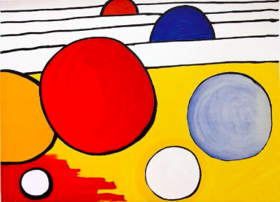 Alexander Calder Black Lines Our Unfinished Revolution