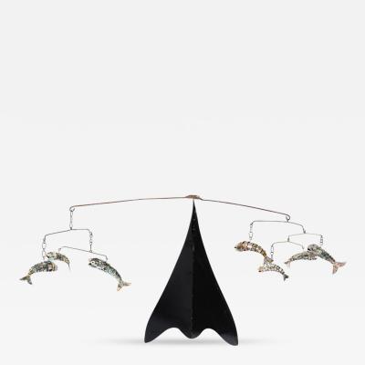 Alexander Calder Fish Mobile