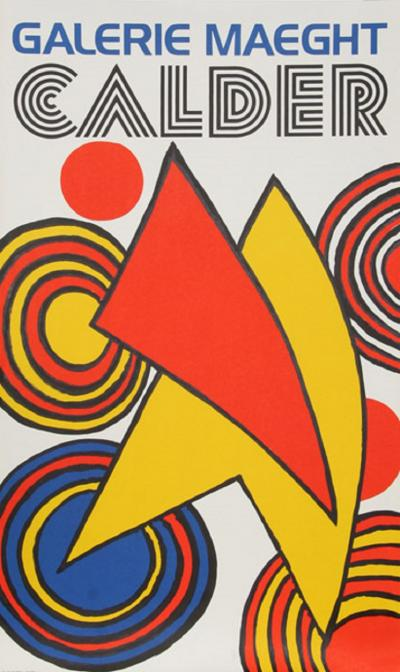Alexander Calder Galerie Maeght